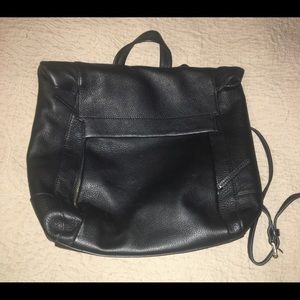 100% Leather Vince Camuto Backpack